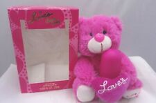 LOVE'S BABY SOFT BY DANA GIFT SET 0.69 OZ COLOGNE MIST + BEAR - NEW BOXED