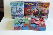 5 jeux complet Pokemon Theme Decks / Trading Card Game