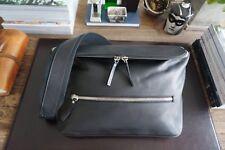 Men's 100% Authentic Maison Margiela Leather Runway Bag