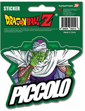 Dragon Ball Z Piccolo Bust Sticker DBZ DragonBall Official Funimation Licensed