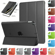 """Leather Magnetic Smart Case Stand Cover For iPad 10.2"""" 7th & 8th Gen 2019-2020"""