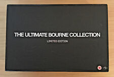 The Ultimate Bourne DVD Limited Edition Collection 4-Disc Set & Tags/Compass