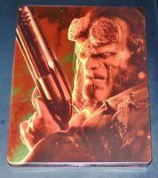 Hellboy Call Of Darkness Limitada Steelbook con Innendruck Blu Ray Nuevo & Ovp
