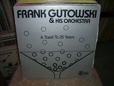 FRANK GUTOWSKI, Polka Music, Starr # 547