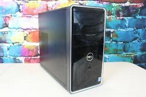 Dell 660 Custom Gaming Desktop PC Intel i3-3240 3.40 8 GB 500 GB AMD V5800 Wifi