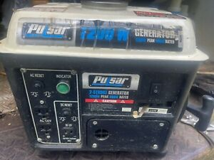 Pulsar PG1202S 1200W Portable Generator For Parts