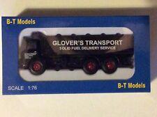 B.T MODELS 1:76 Scale OO Gauge DA84 Albion Reiver Bulk Tipper Glovers Transport