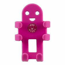 Hug Buddy Pink - High Quality Flexible Mobile Phone Car Mount Holder Adjustable