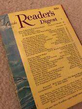 READER'S DIGEST Oct. 1971-McDonalds' Ray Kroc; Vietnam Heroes