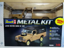 Revell 1/18 Scale Land Rover Serie III 109  Ref: 28404 Boxed Metal Kit