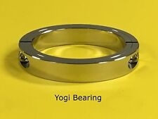 """(1pc) 4-1/4"""" Inch Stainless Steel Double Split Shaft Collar - 2SSC-425"""