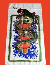 Large Centipede Arcade Video Game Banner Flag Poster