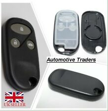 NEW For Honda Civic Crv Accord Jazz Replacement Remote Fob Case 3 Button *A62*