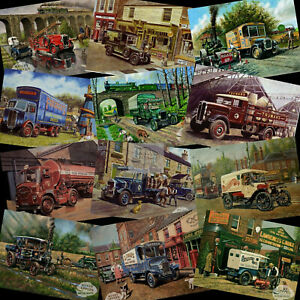 Vintage Britain  Transport 1950/1960's  Keeping The Country Moving Metal Signs
