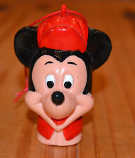 Walt Disney Co. Mickey House Head Christmas Ornament?