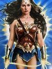 Gal Gadot Hand signed 8 X 10 photo~~Really Great Photo Super Hot~~new Item
