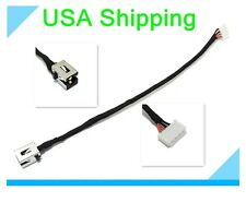 Original DC power jack in cable for TOSHIBA SATELLITE C870D-BT2N11 C870-BT3N11