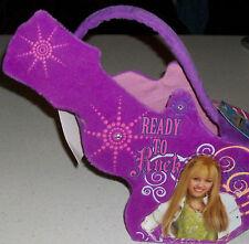 Hannah Montana Miley Cyrus Easter Candy Halloween Trick Treat Basket Xmas Gift