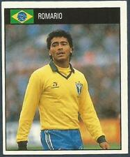 ORBIS 1990 WORLD CUP COLLECTION-#094-BRAZIL-ROMARIO
