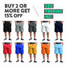 DR MEN'S CARGO SHORTS CASUAL SHORTS 5 POCKET FLEECE SHORTS SWEATSHORTS S - 5XL