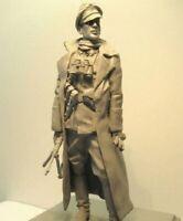 Unpainted 1/16 German Officer WW2 Resin Figure Model Kit Unassembled (NO BASE)