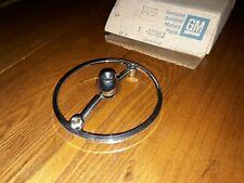 NOS GM 74-77 CAMARO PARK LAMP BEZEL CHROME TURN SIGNAL LIGHT 1974-1977 75 76 Z28