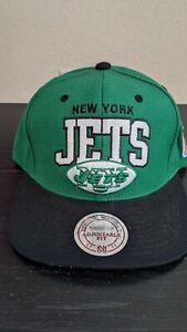 NFL New York Jets Mitchell & Ness Snapback Hat