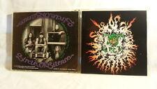 SIRCLE OF SILENCE s/t CD JAPAN ALCB-3008 Accept 1994 s1745