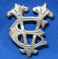 Civil War - Spanish American War VE Insignia TWO WIRES FOR ATTACHMENT