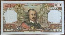 Billet de 100 francs CORNEILLE 4 - 7 - 1974 FRANCE  E.824
