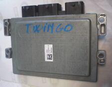 RENAULT TWINGO 1.2 43KW CENTRALINA INIEZIONE MOTORE CONTINENTAL SIM32 S120200113