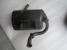 Honda Camino Moped Type: PA50 Exhaust System
