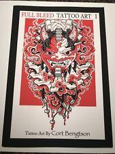 Full Bleed Tattoo Art Book