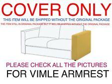 Ikea VIMLE COVER SlipCover for Armrest ORRSTA GOLDEN YELLOW 403.510.29 Brand New