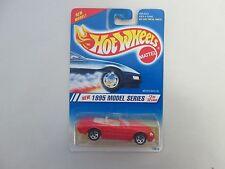 1995 Hot Wheels Mercedes 1995 Model Series SL 2/12 5 SPK variation