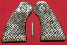 Colt Firearms Python / Officers Model Pearl Grips Nickel