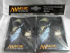 PACK OF 80 MAGIC THE GATHERING ULTRA PRO DECK PROTECTORS FROM 2006