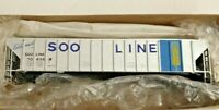 HO scale Athearn Soo Line  mechanical  reefer vintage SOO 70638