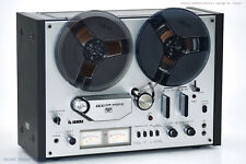 AKAI gx-4000d vintage Bandmaschine/magnétophone 1 A-resp. + révisé +1j. GARANTIE!