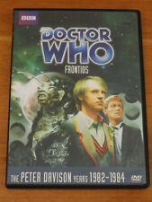 Doctor Who Frontios Story No. 133 Dvd 2011 Peter Davison R1
