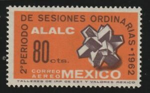 Mexico 1963 #C269 2nd Gen. Session of Latin American Free Trade Association -MNH