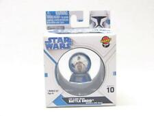 STAR WARS - THE CLONE WARS - BATTLE DROID - MARBLE SET SERIES 1 #10 by JAKKS