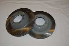 996 Porsche 911 GT3 Cup/Street Brake Disc Rotors Front | Slotted | Demon Speed