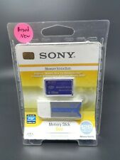Sony Memory Stick Duo 128MB MSH-M128A for Sony PSP ~ Brand New Factory Sealed