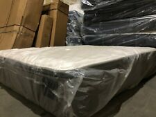 Split King Stearns & Foster Estate Lattice Luxury Firm Pillow Top Mattress