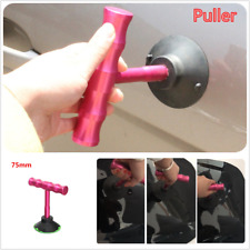 Car Dent Puller Pulling Tabs Paintless Hail Repair Tool T-Bar