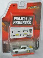 Project in Progress - 1970 BUICK GS gold rim unrestored 1:64 Johnny Lightning
