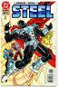  •.•  STEEL (SUPERMAN) • Issue 8 • DC Comics