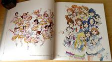 Nishigori Atsushi Animation Art TELEGENIC Idolmaster Gurren Lagann illustrations