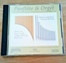 Panflöte and Orgel by Schlubeck,Matthias | CD | condition very good